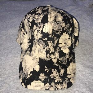Accessories - Floral dad cap
